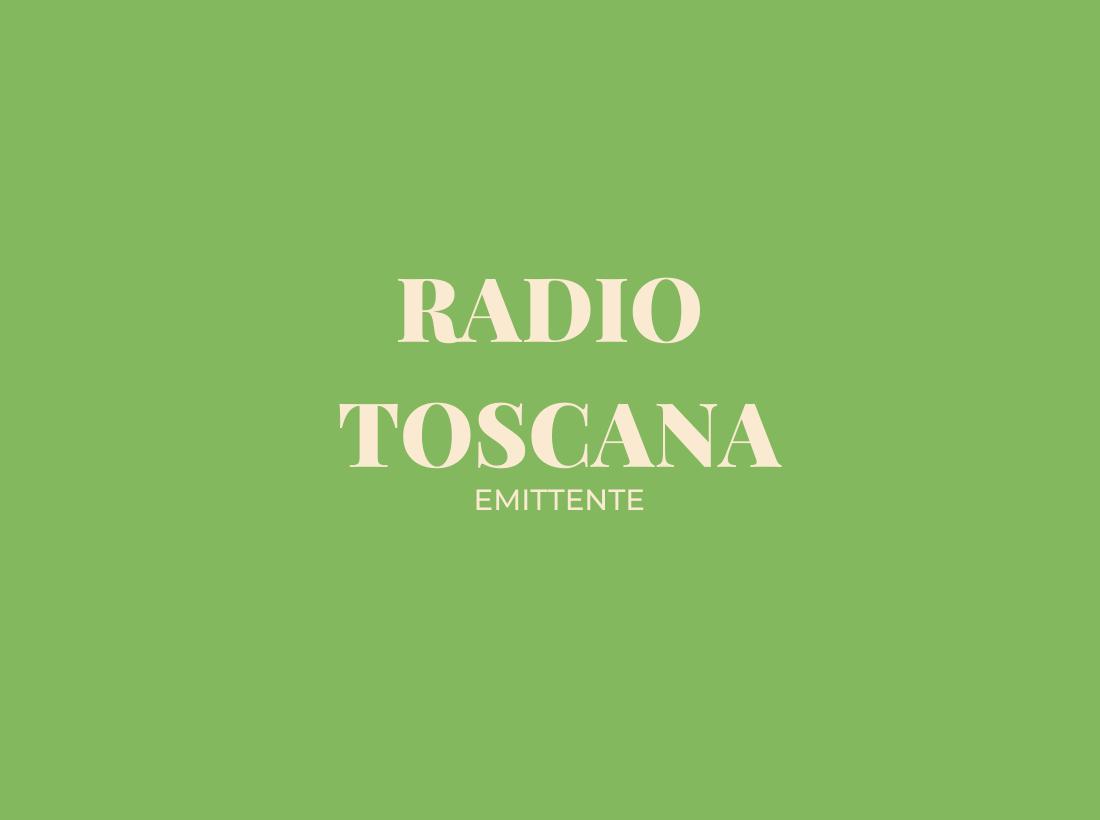 Radio Toscana Marianna Feo