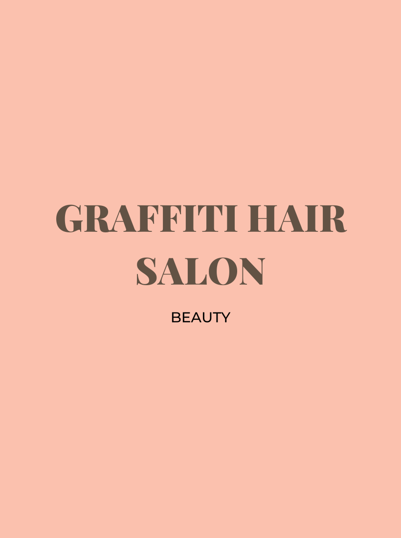 Graffiti Hair Salon Marianna Feo