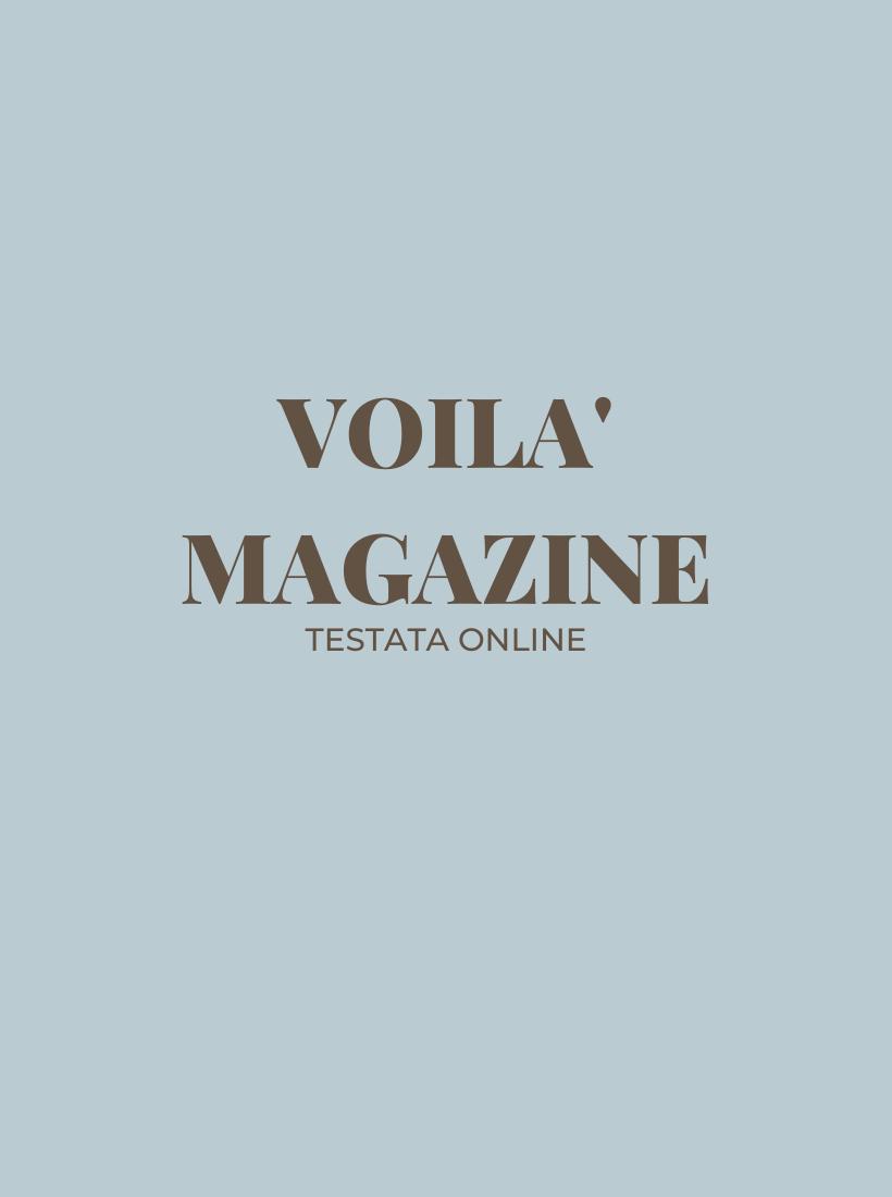 Voilà Magazine Marianna Feo